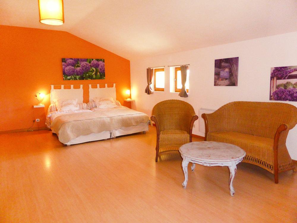 Le Mas de la Soie - Les chambres d\'hôtes, Familienzimmer und Zimmern ...