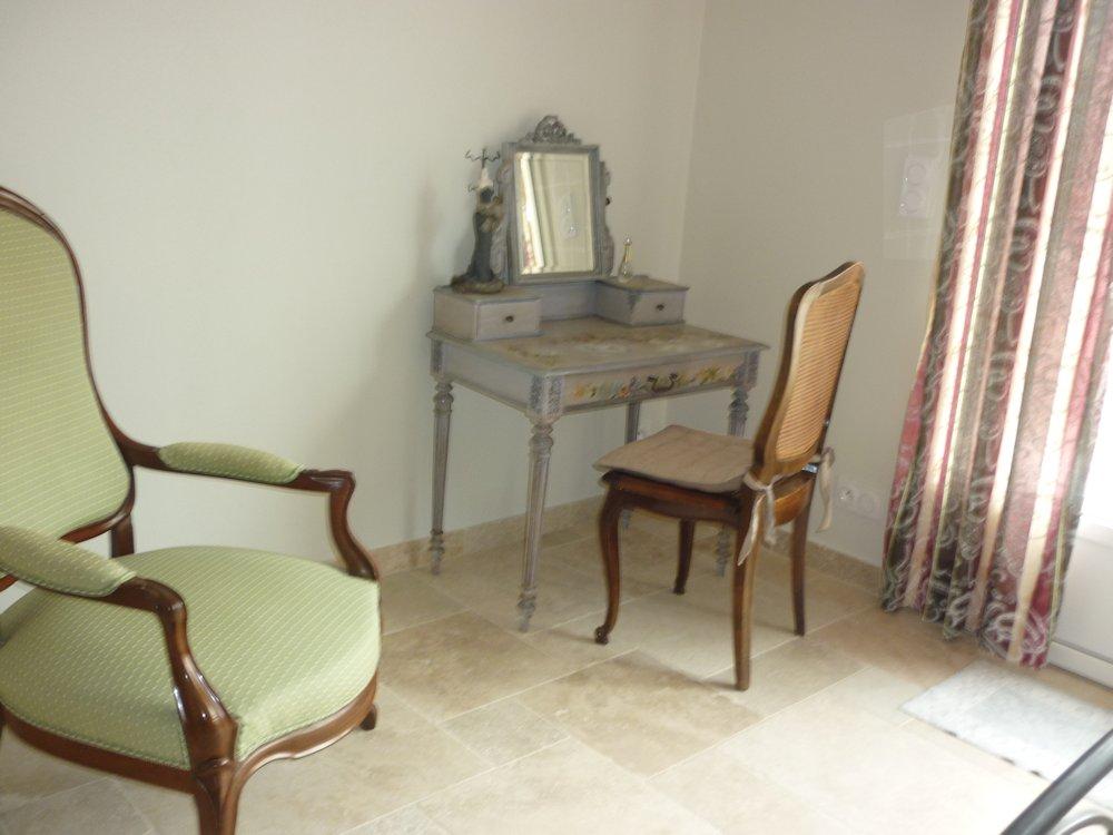 Chambres d\'hôtes La Bastide des Mereuilles, chambres Orange, Provence
