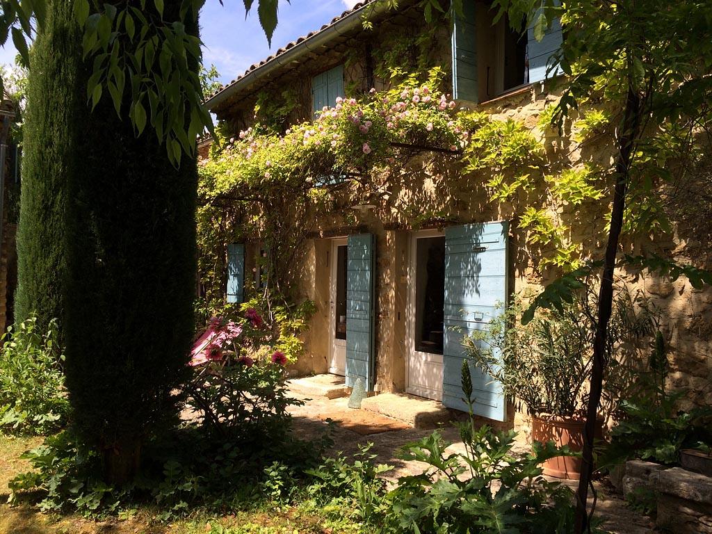 chambres d 39 h tes le jardin chambres vaison la romaine dans le vaucluse 84 provence c te. Black Bedroom Furniture Sets. Home Design Ideas