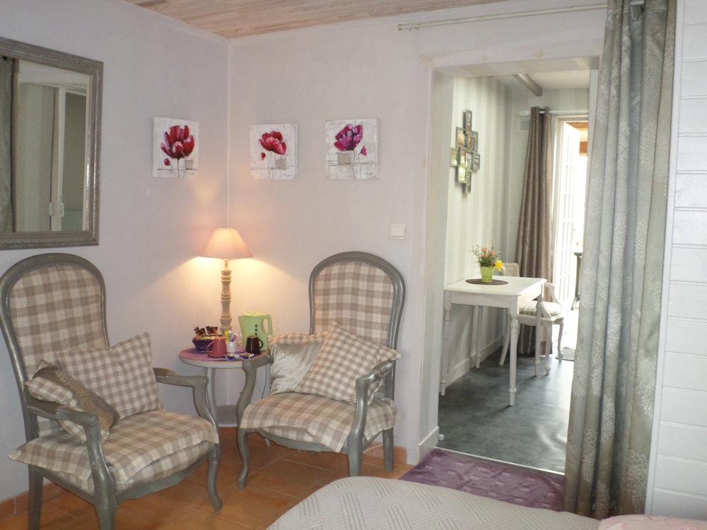 Chambres d 39 h tes la dagoterie chambres talmont saint hilaire littoral oc an - Chambre d hote talmont saint hilaire ...