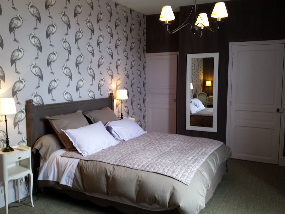 Chambres d 39 h tes beaux esprits chambres d 39 h tes fontenay for Chambre hote marais poitevin