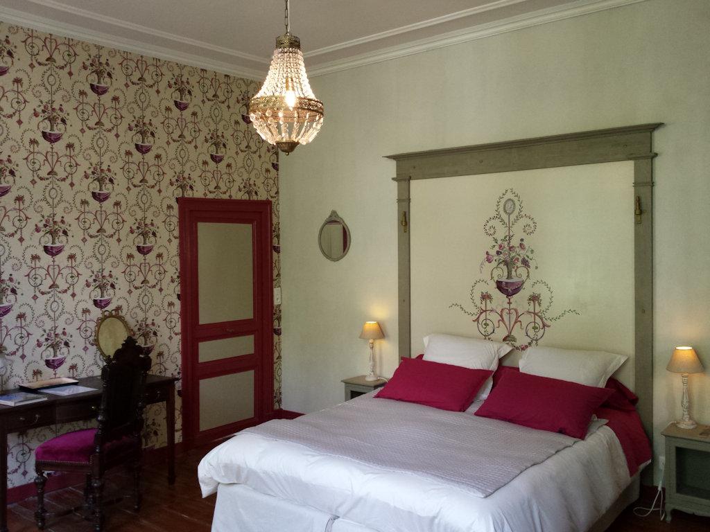 Bed breakfast beaux esprits kamers en familie kamer fontenay le