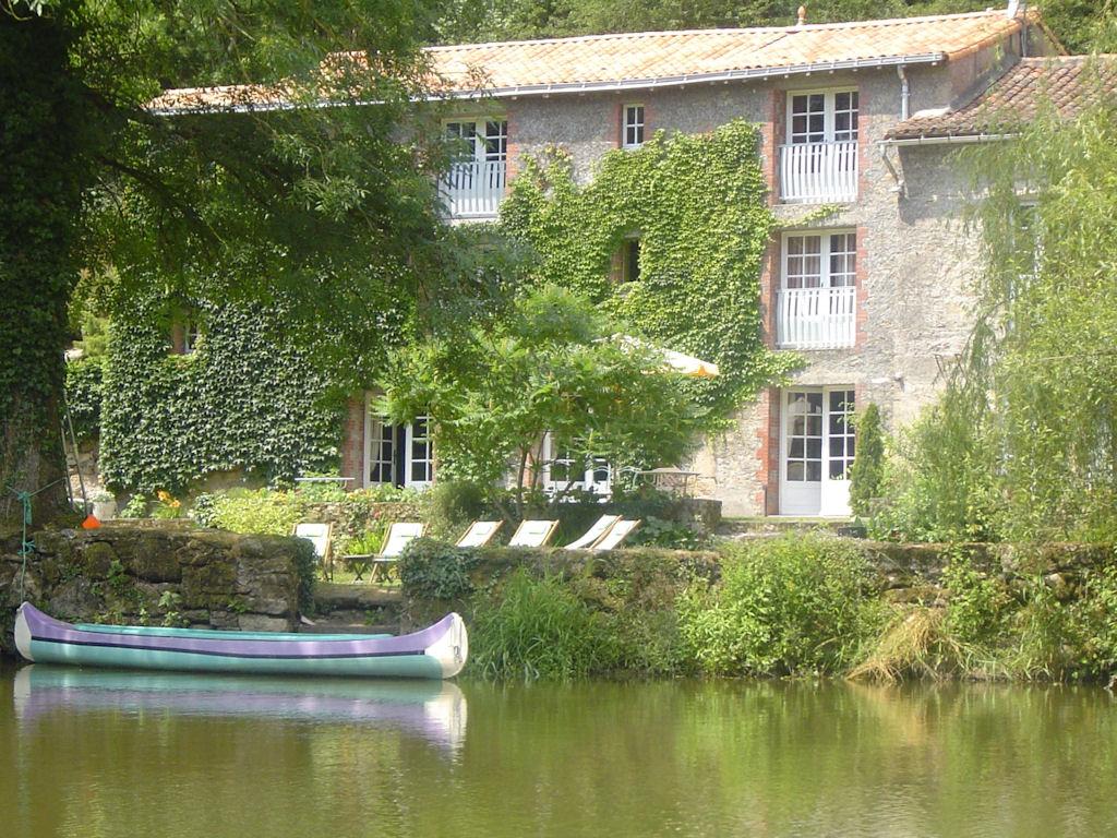 Chambres Du0027hôtes Logis Du Grand Moulin, Chambres Les Epesses, Le Puy Du Fou