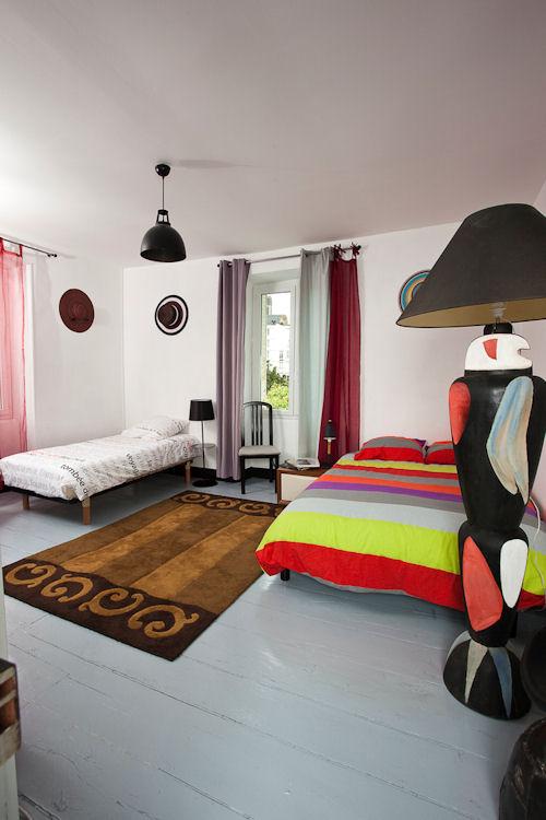 chambres d 39 h tes r sidence d 39 artistes chambres limoges en haute vienne 87. Black Bedroom Furniture Sets. Home Design Ideas