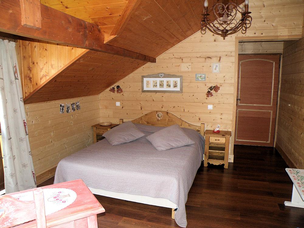 Chambres d\'hôtes Les Chalets de Cathy, chambres Tendon, montagne