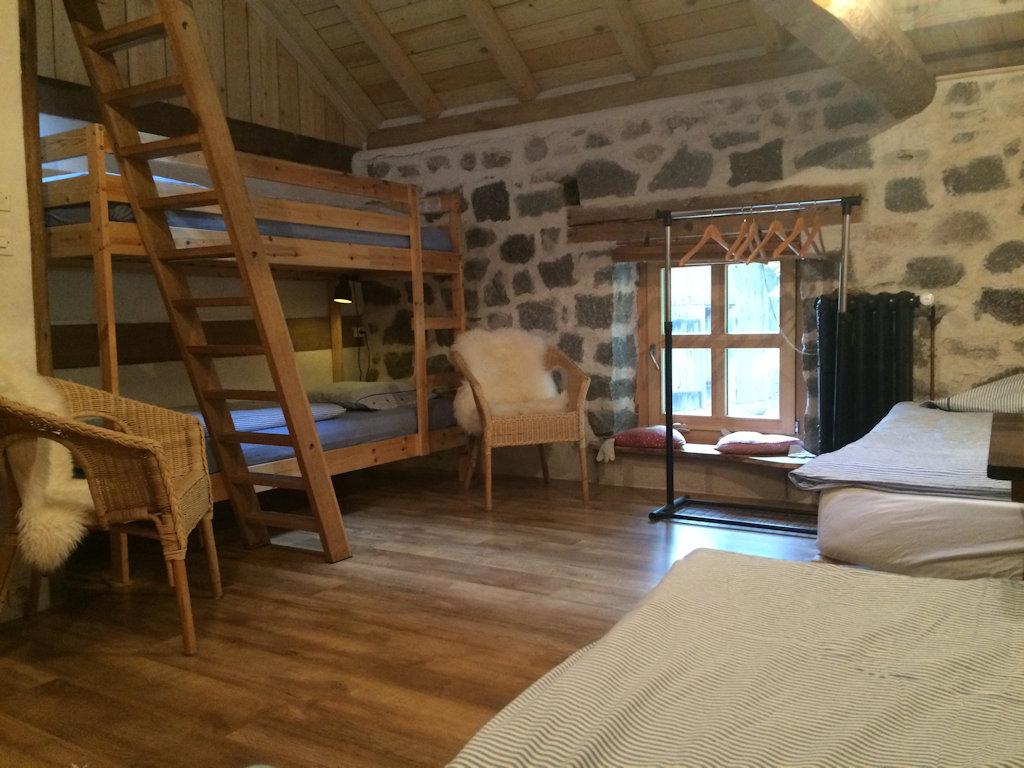 chambres d'hôtes chez fayette, chambres ramonchamp, vosges