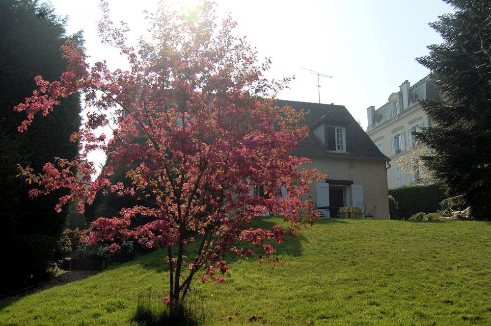 Chambres d 39 h tes domaine des aquarelles chambres for Le jardin domont