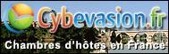 cybevasion : Chambre d'hôte en france