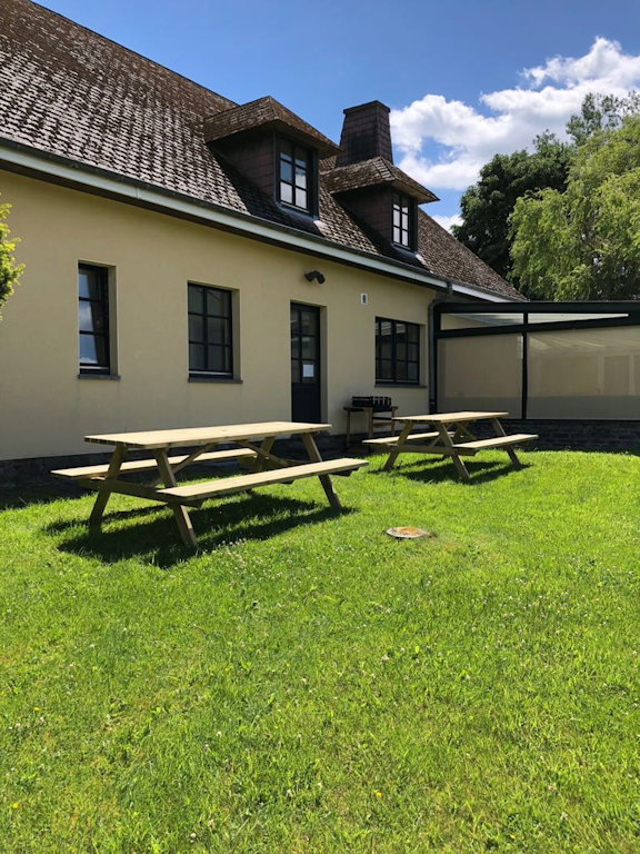 L Oasis Ardennaise Piscine Chauffee Villa In Tenneville