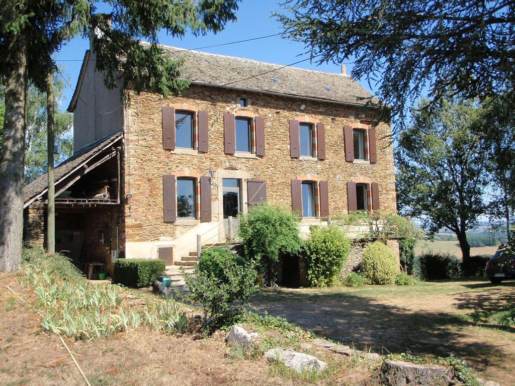 Maison rénovée à équidistance Rodez – Albi, Haus Lescure-Jaoul ...
