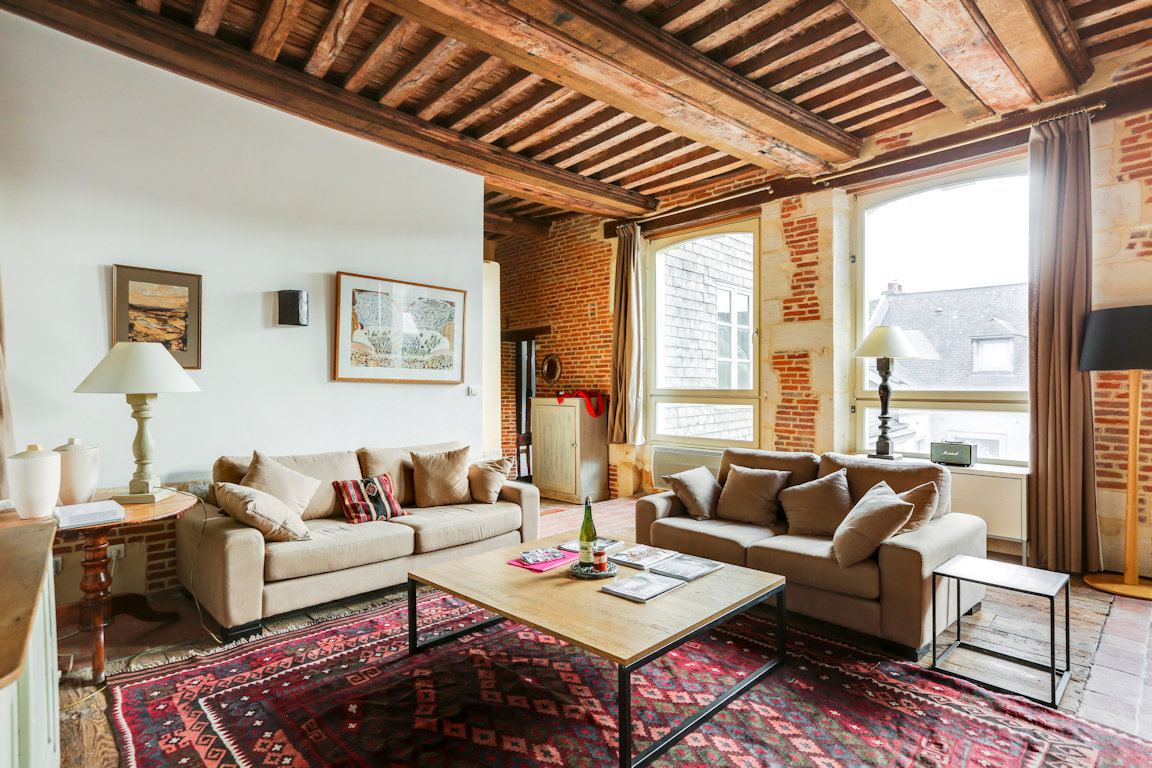 1001 NUITS - Le Cosy, Appart de Charme - Wohnung in Honfleur in le ...
