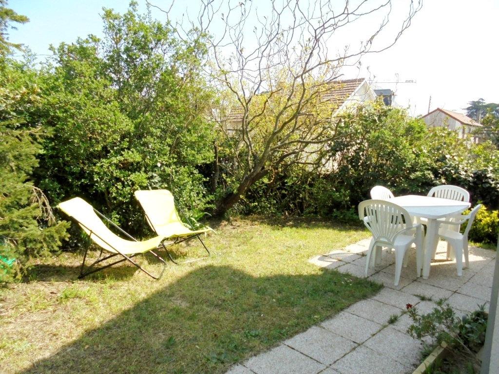 Maison T2 avec jardin en bord de mer, Haus Ouistreham, Plages du ...