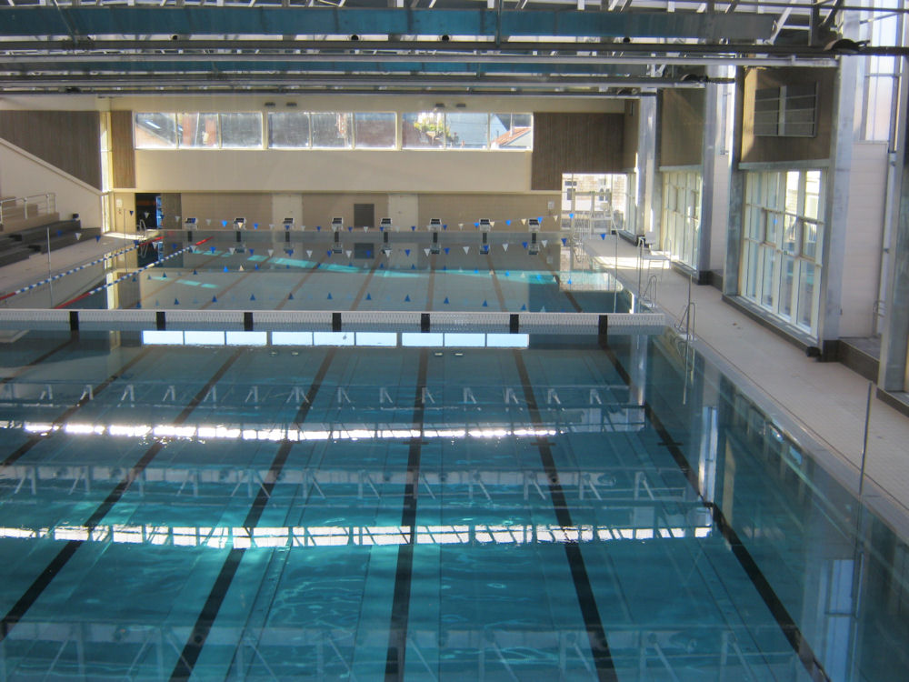 Piscine bahamas brive for Piscine brive