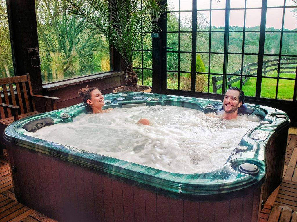 Gite Dans Un Manoir Avec Piscine Et Spa Ferienwohnung In Carnoet