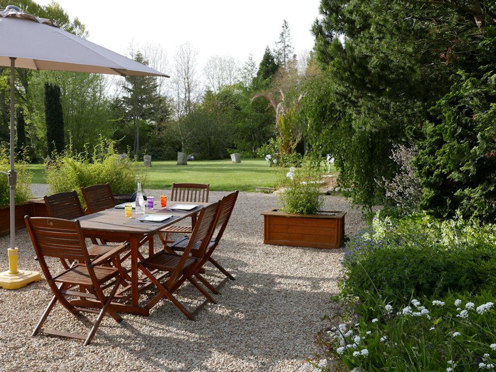 Gîte du Jardin de Pierre - Ferienwohnung in Pléhédel in les Côtes d ...