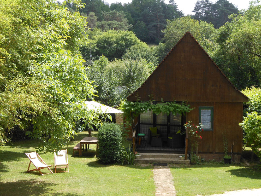 Le jardin d 39 eden holiday houses valojoulx for Jardin d eden