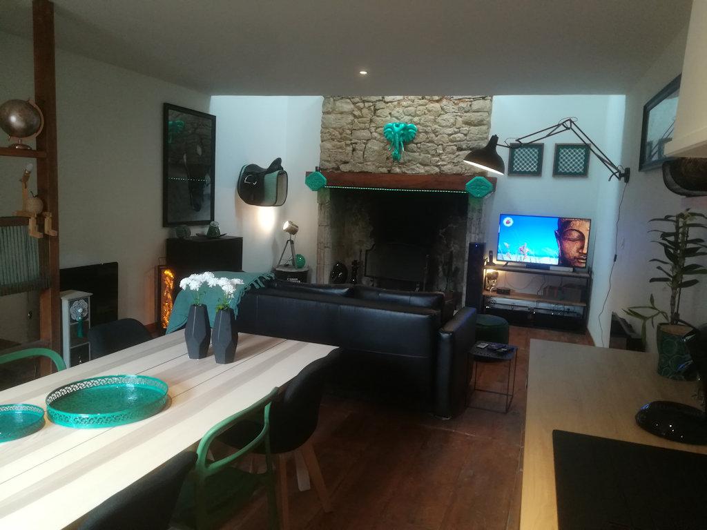 Grange Aménagée Tout Confort   House In Azerat En Dordogne (24),  Nouvelle Aquitaine