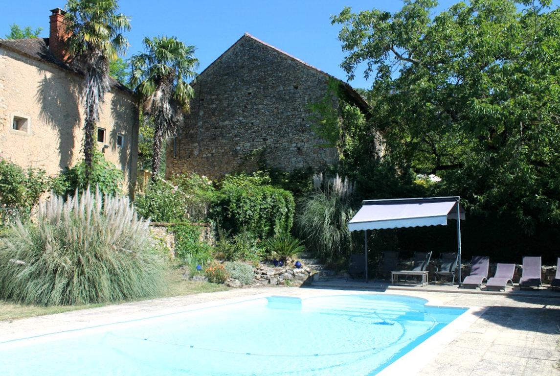 Les Terrasses de Fondaumier avec piscine privée et chauffée ...