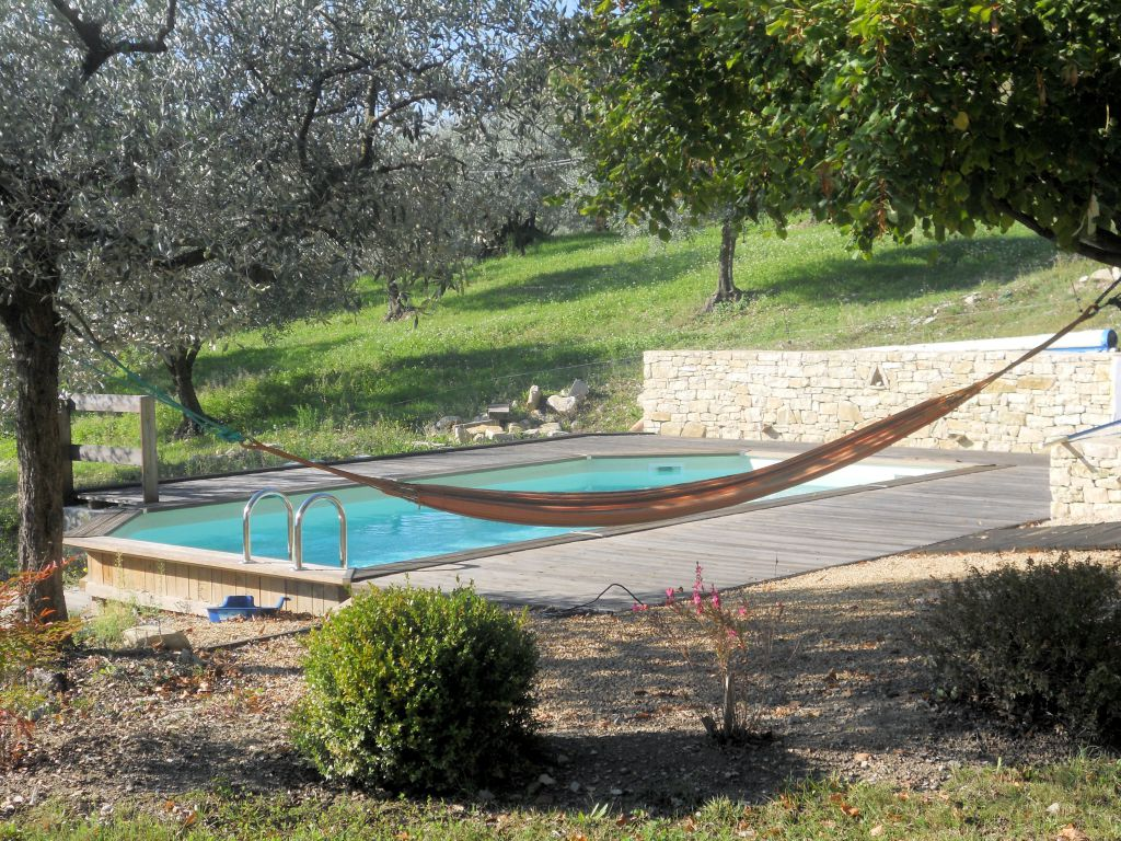 Gîte De Marie : Au Milieu Des Oliviers, Piscine, Gite Aubres, Drôme  Provençale