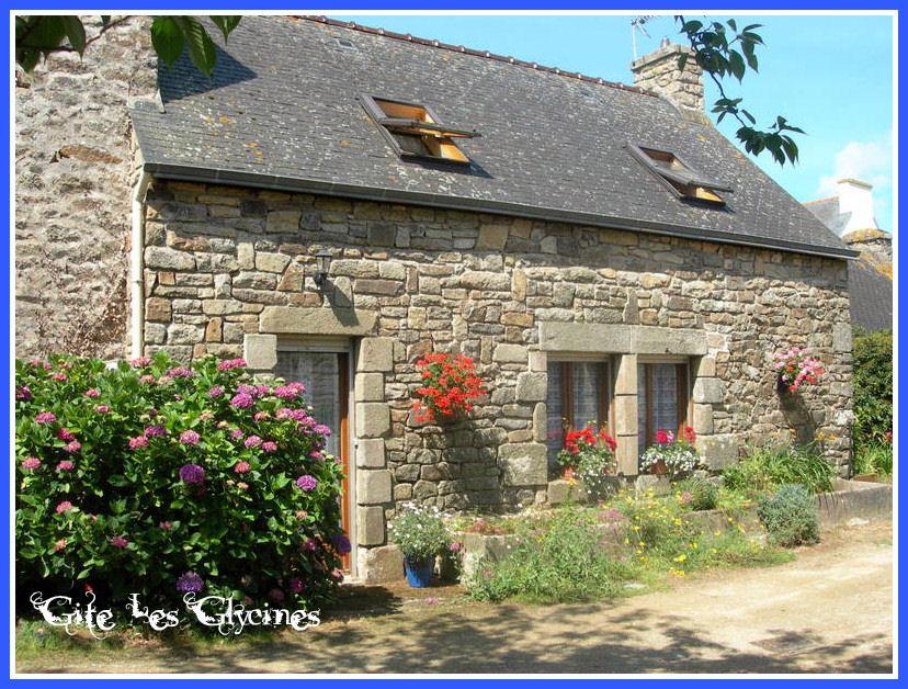 Gîte Les Glycines 29   House In Confort Meilars In Le Finistère (29), Cap  Sizun, Pointe Du Raz