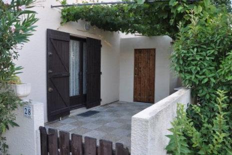 Maison de la Plage, F2 Duplex, terrasse ombragée, Haus Le Grau-du ...