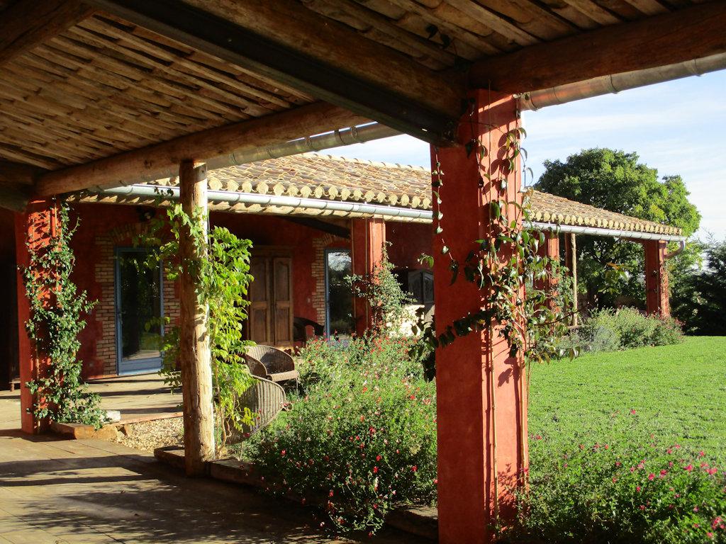 Belle maison classée 5 étoiles avec piscine chauffée villa à la bruguière dans le gard 30 pays duzès