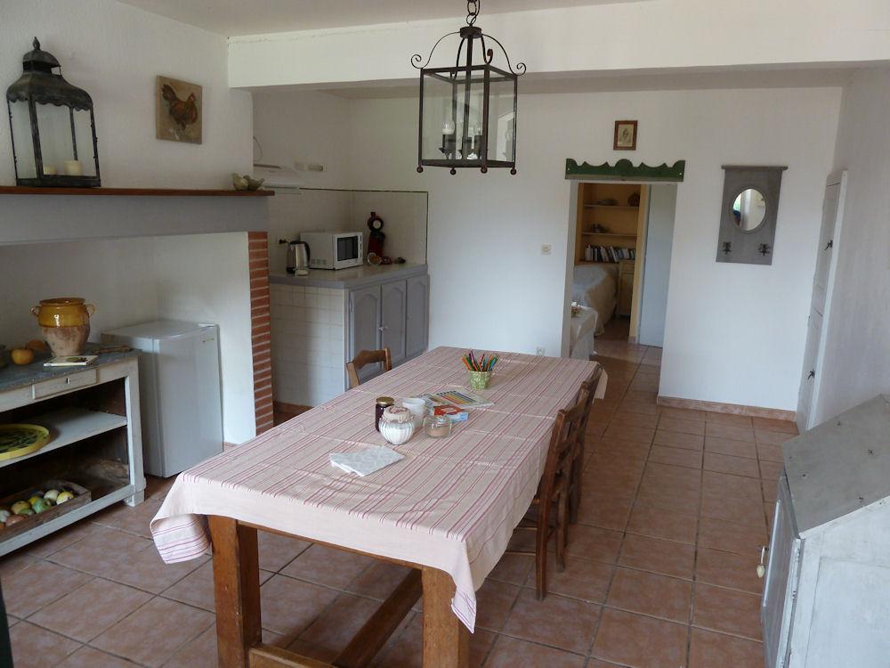La maison du jardinier gite nei villemur sur tarn en - Casa midi cucine prezzi ...