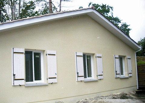 Maison neuve 4 chambres 10 personnes villa andernos for Maison neuve gironde