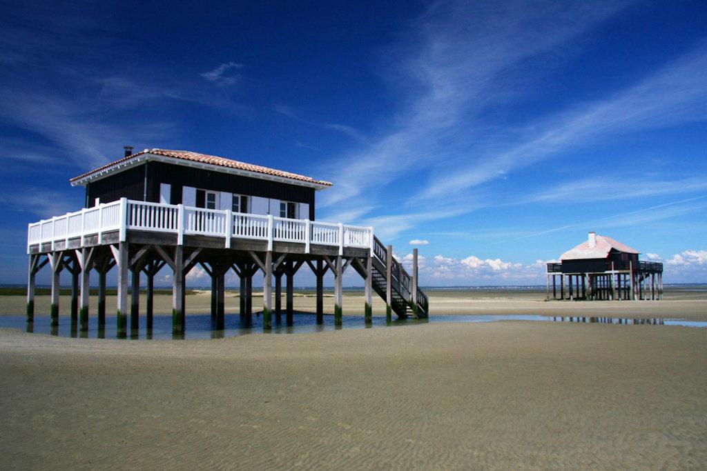 Maison de vacances bassin d 39 arcachon locations de - Maison bassin d arcachon location nice ...