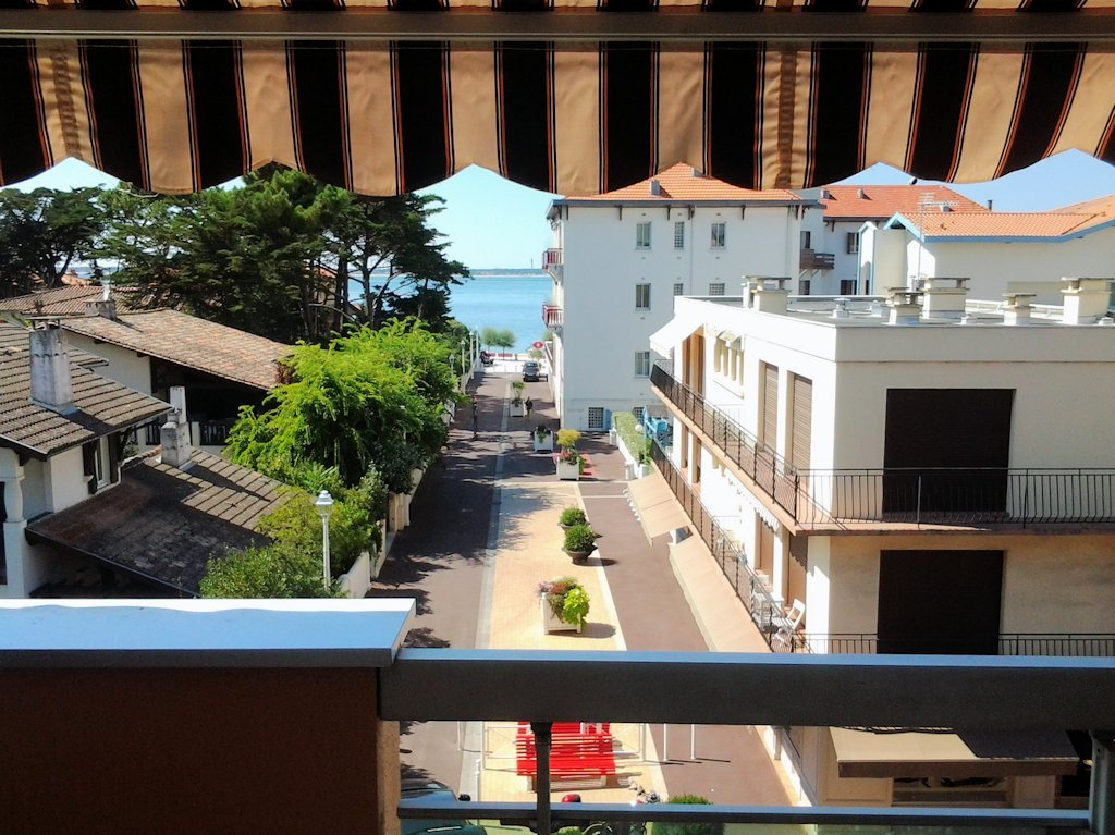 Arcachon le moulleau appartement arcachon en gironde for Apart hotel arcachon