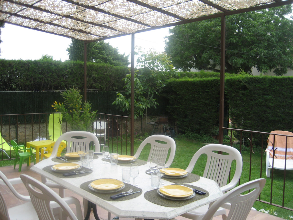 Le Jardin au Soleil : maison de campagne - Ferienwohnung in Pézenas ...