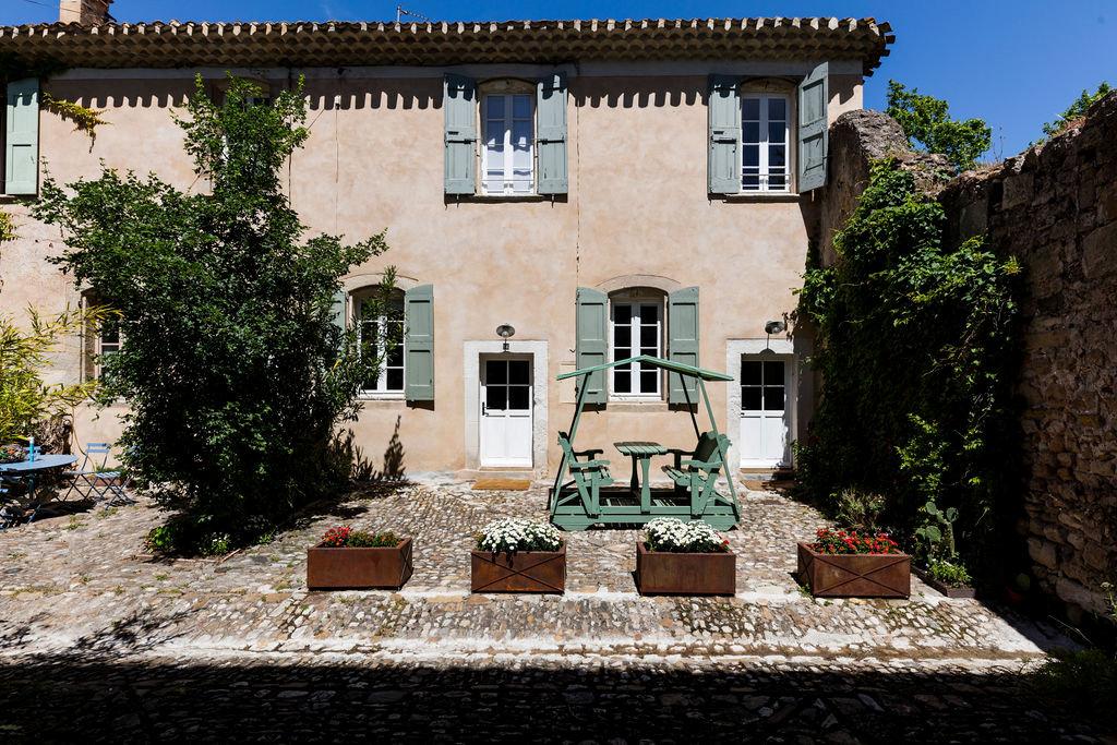 Villeneuvette : maison contemporaine d\'exception, Haus ...