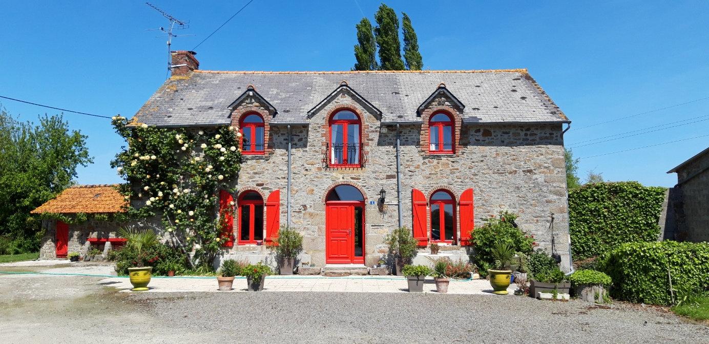 Maison de campagne de caractère, house Hirel, Ille-et-Vilaine (8