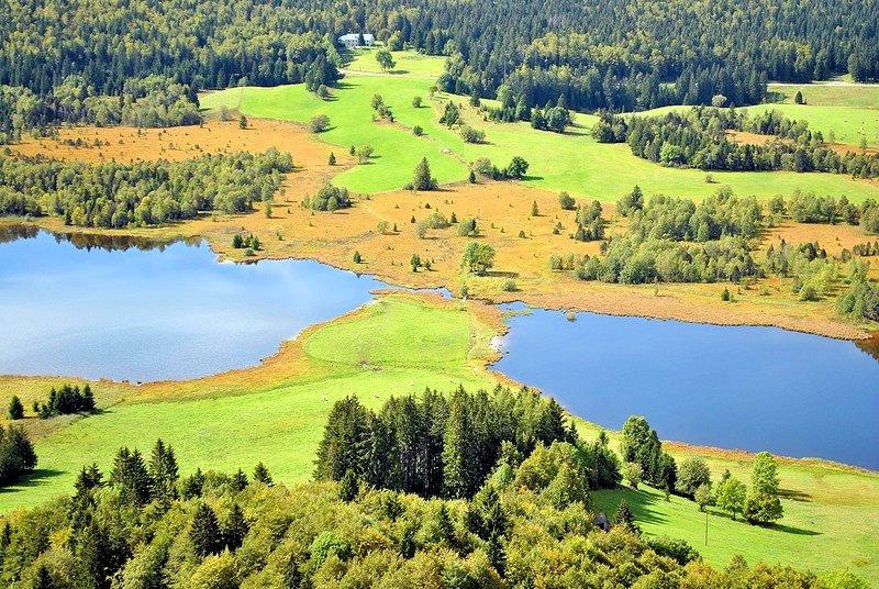 R gion des lacs et des cascades g te meussia jura sud - Chambre d hote jura region des lacs ...