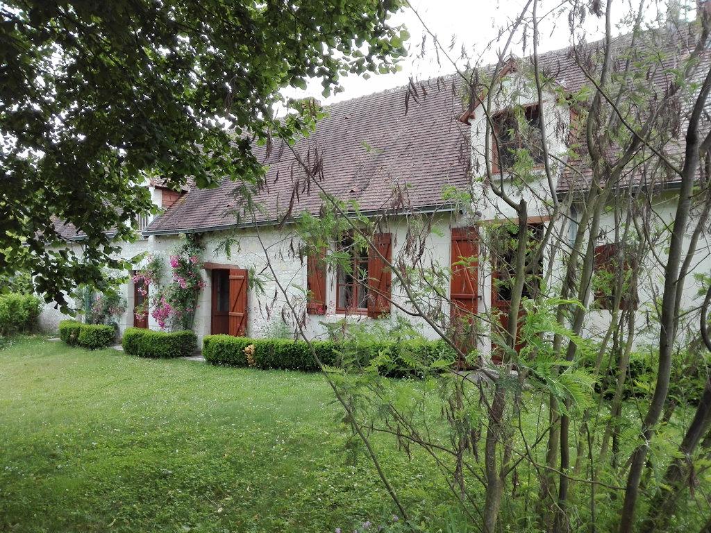 gite 41110 saint-aignan-sur-cher