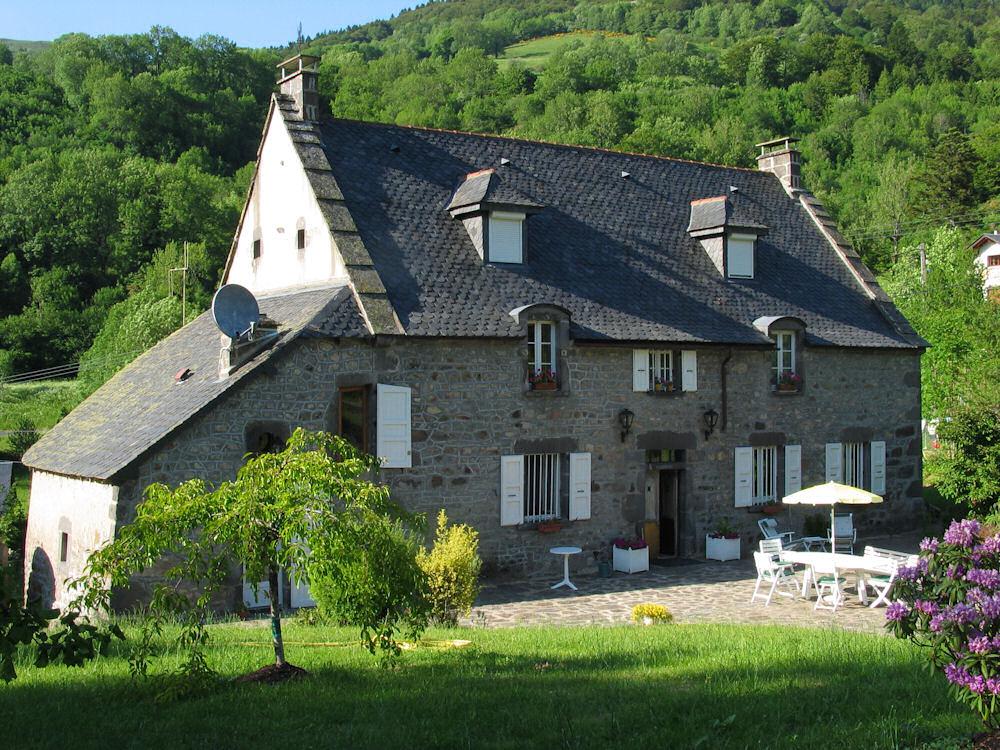 La Closerie de Manou, manoir Le Mont Dore, Mif du Sancy on