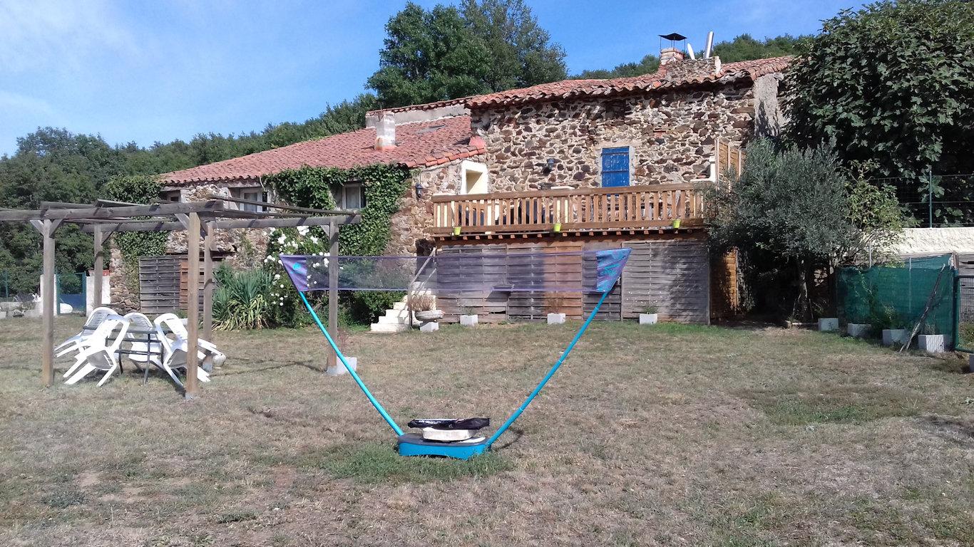G tes en montagne avec piscine totalement priv e g te la - Gite pyrenees orientales avec piscine ...