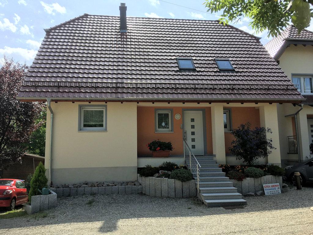 Gîtes Grewis, maisons La Wantzenau, Alsace, Bas-Rhin ,Grand Est