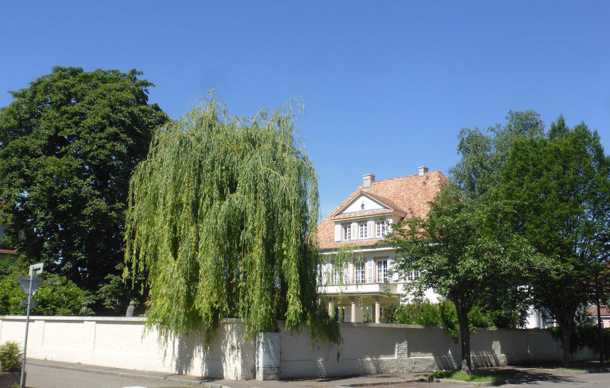Villa Urban Pour Les Amateurs De Gites Dexception Villa In Strasbourg In Le Bas Rhin 67 Alsace