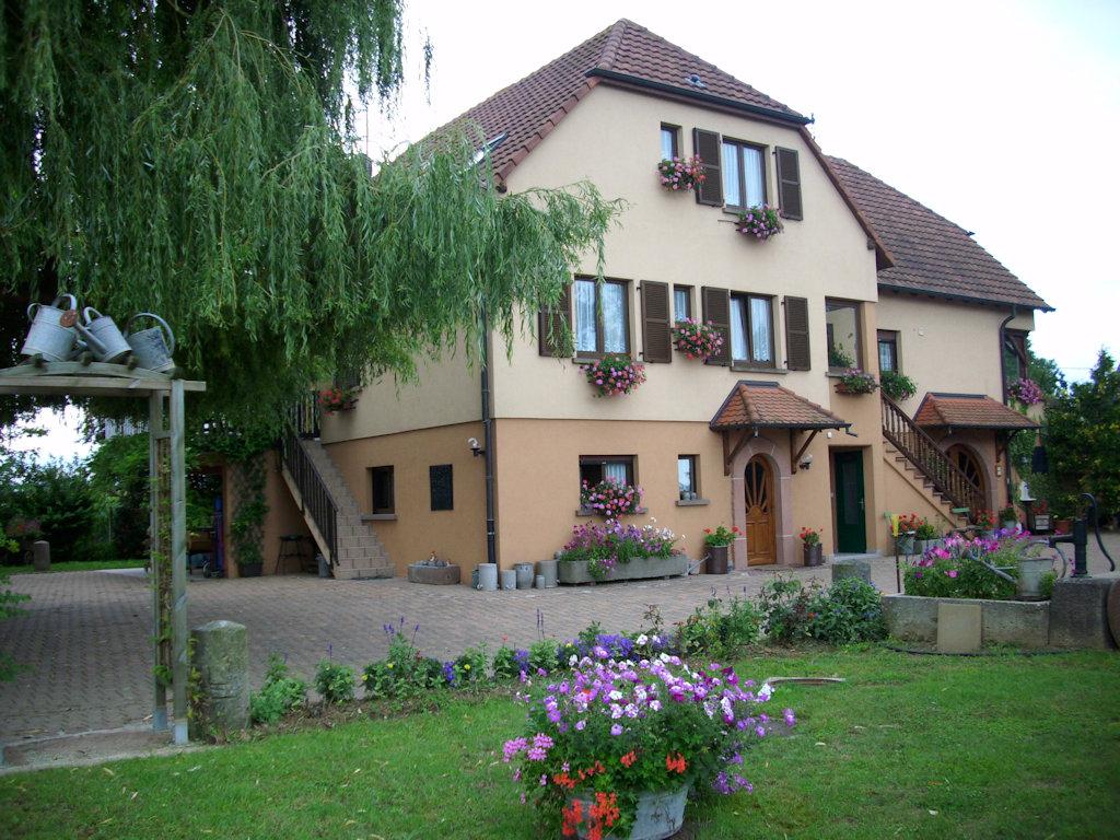 Location vacances gîtes - Wohnungen in Beblenheim in le Haut ...