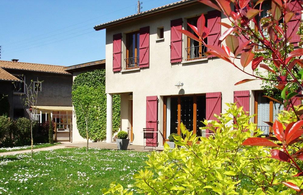 Biscotte - Maison à Décines Charpieu dans le Rhône (69), Lyon Est ...