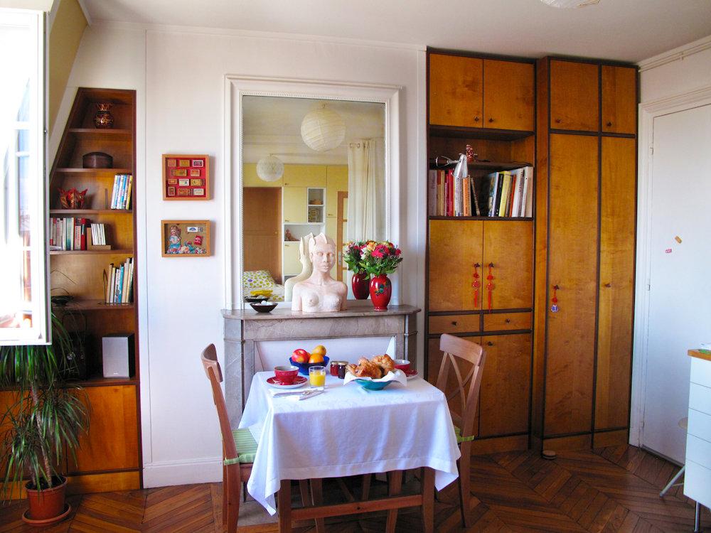 Grand Studio De Charme Avec Vue Studio Paris île De France