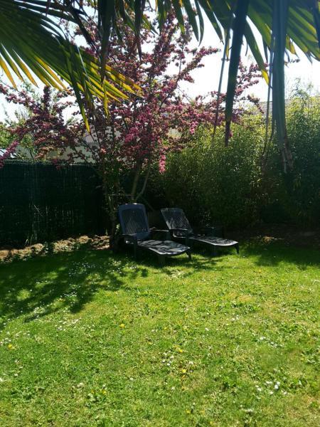 Appartement en rez-de-jardin - Wohnung in Mitry Mory en ...