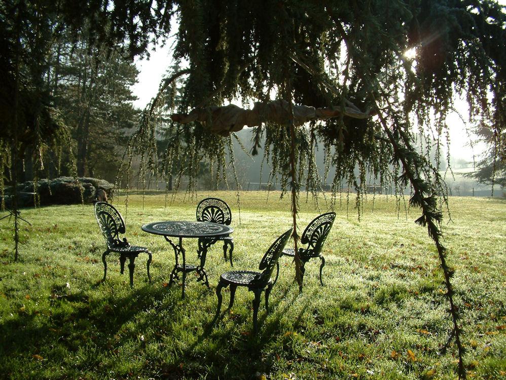 Prairie bonheur holiday houses magny les hameaux vall e for Jardin de cocagne magny les hameaux
