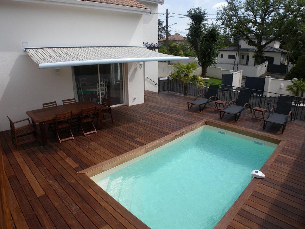 la maison de jeanne, indépendante, piscine privée, villa montauban