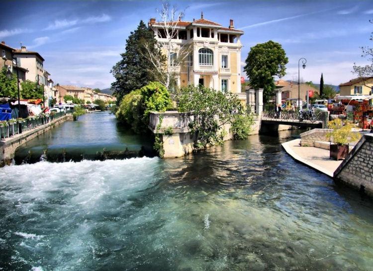 Hotel Ile Sur Sorgues