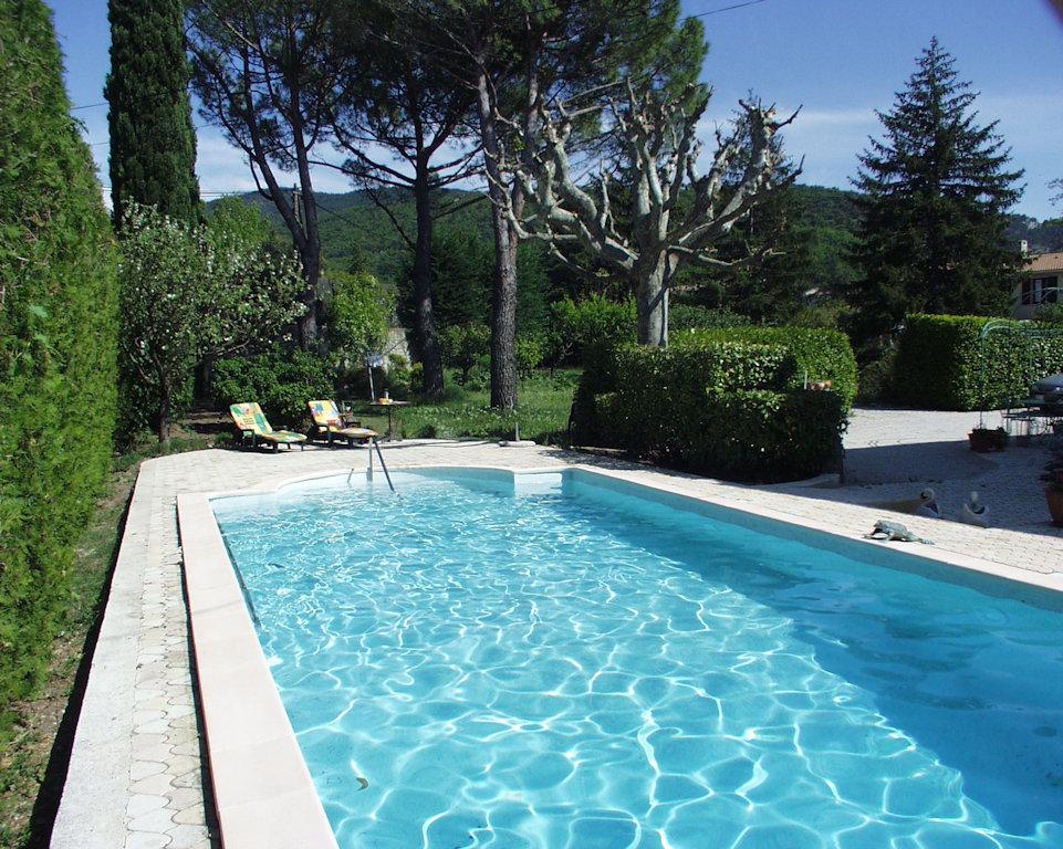 G te la boh me pour 2 personnes avec piscine priv e Gite de france vaucluse avec piscine