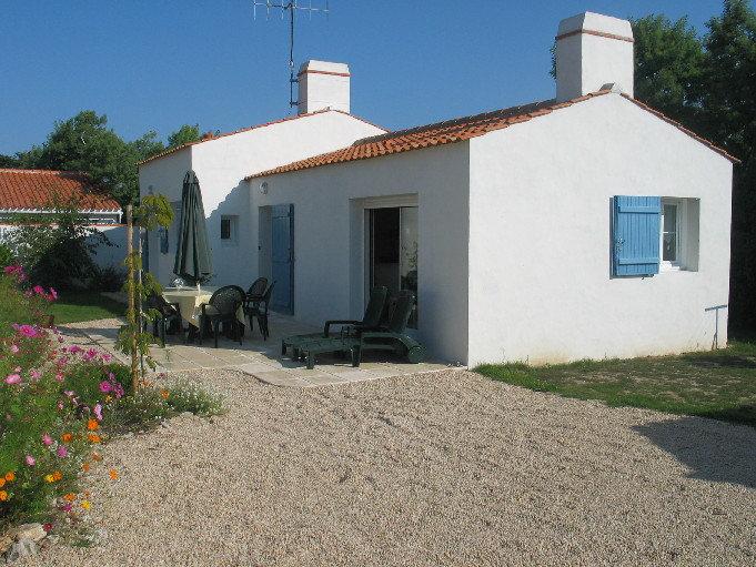 Maison récente avec jardin sur l\'Île de Noirmoutier, Haus ...