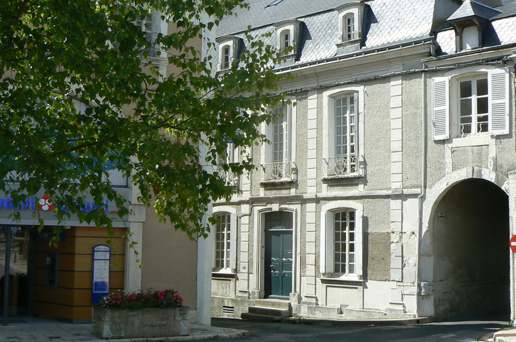 L\'Hôtel Particulier de Turenne, house Mirebeau, proche Futuroscope