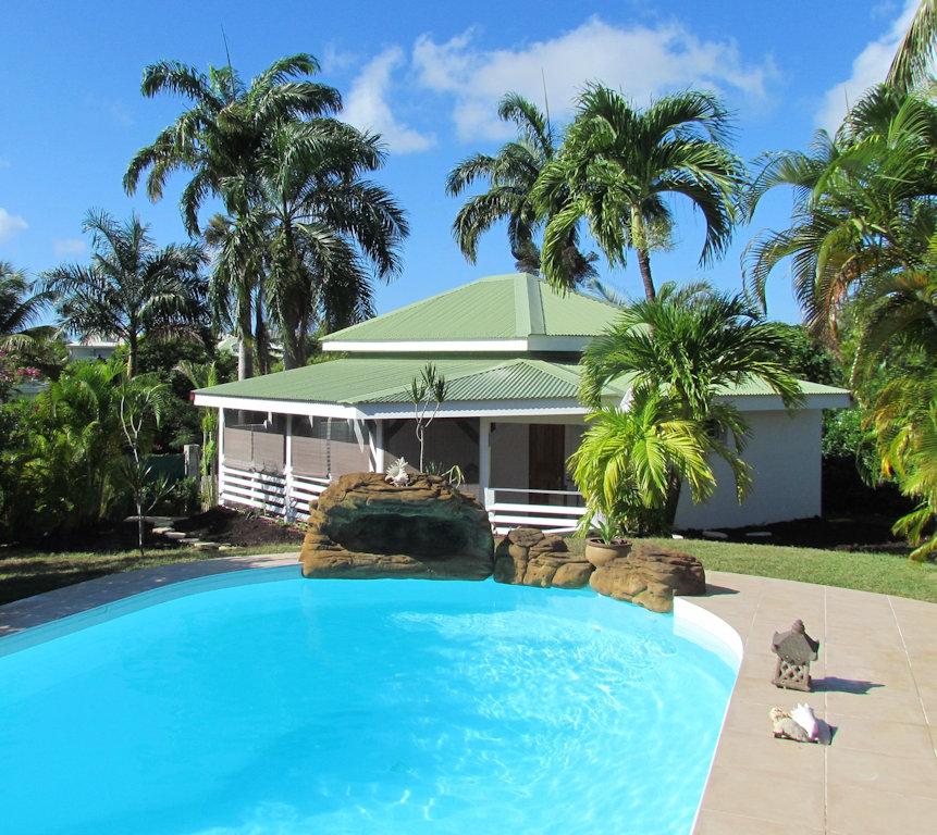 Cottage Iguana, Cap Créole, Guadeloupe, Saint-François, Chalet Saint ...